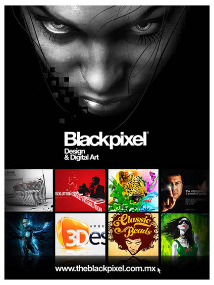 blackpixel diseño grafico cancun