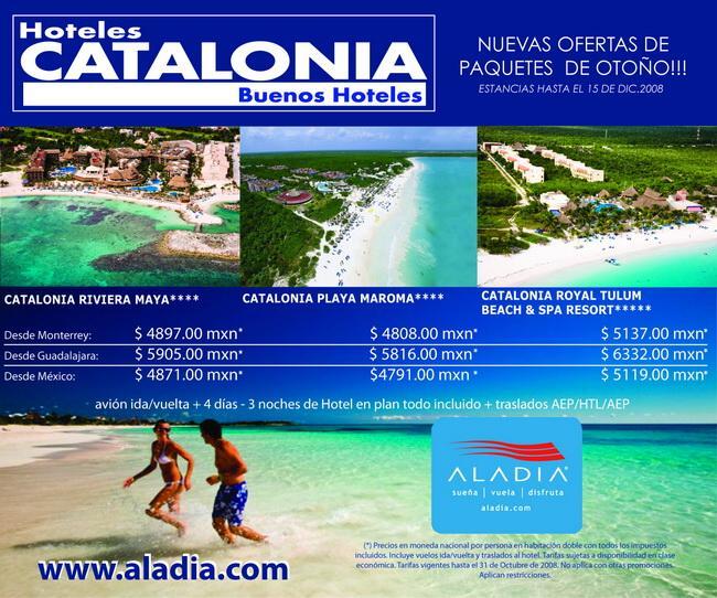 otel Catalonia Riviera Maya