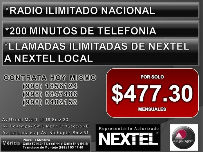 Nextel Cancun