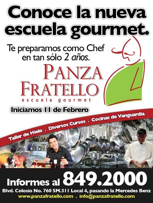 Escuela de gastronomia chef
